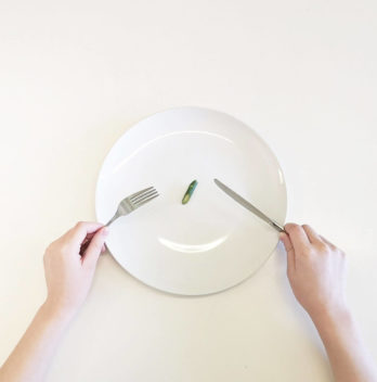 Eating disorders (anorexia, bulimia, hyperphagia)