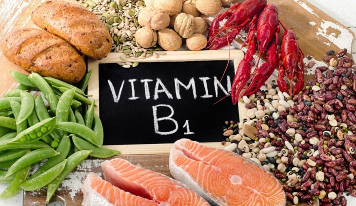 Vitamin B1 or thiamine what is it used for