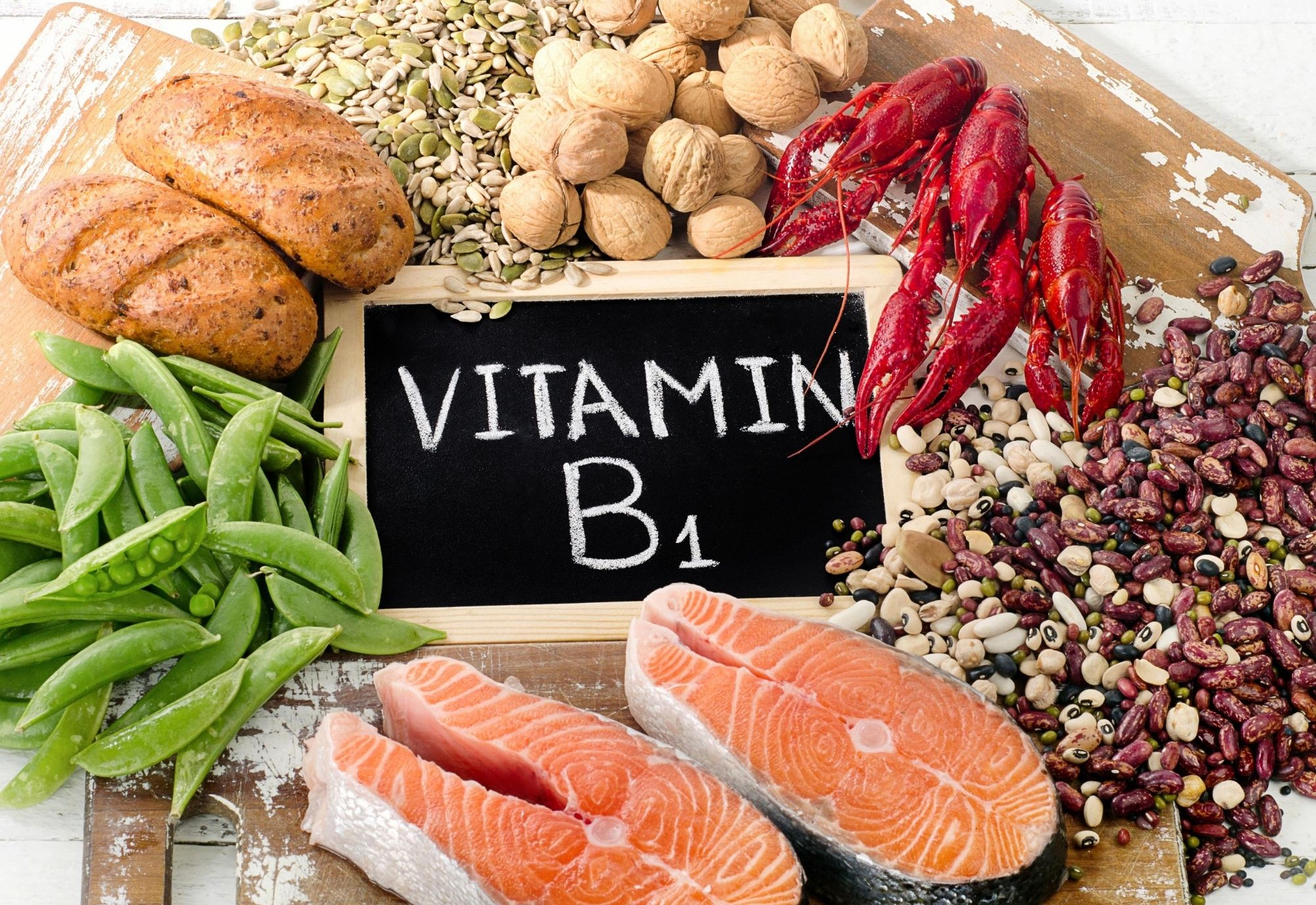 Vitamin B1 or thiamine: what is it used for?