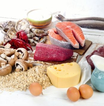 Vitamin B12 or cobalamin
