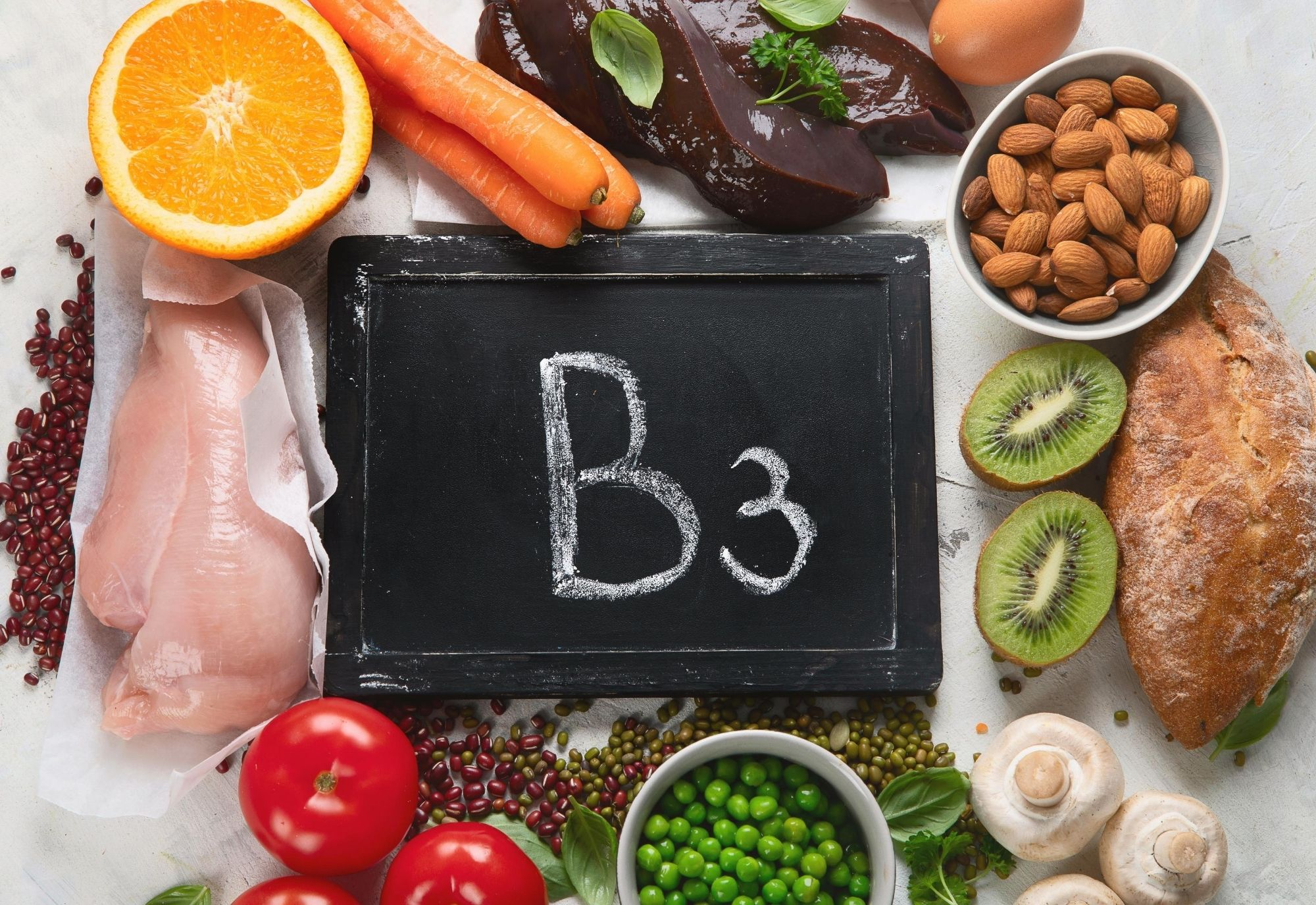 Vitamin B3 or niacin: all about this vitamin