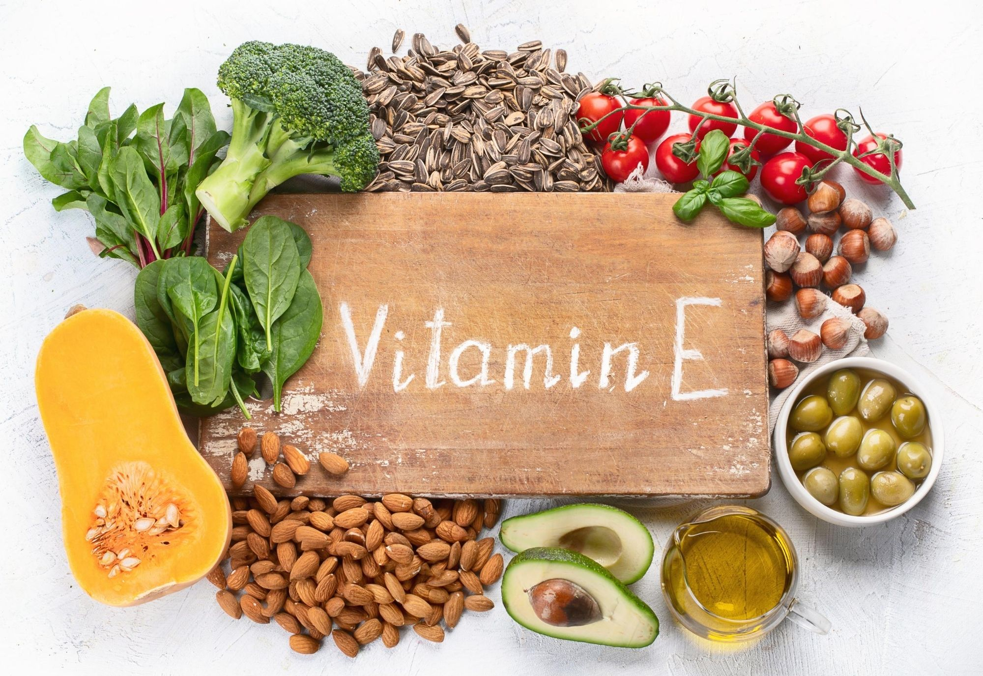 Vitamin E: What is tocopherol used for?