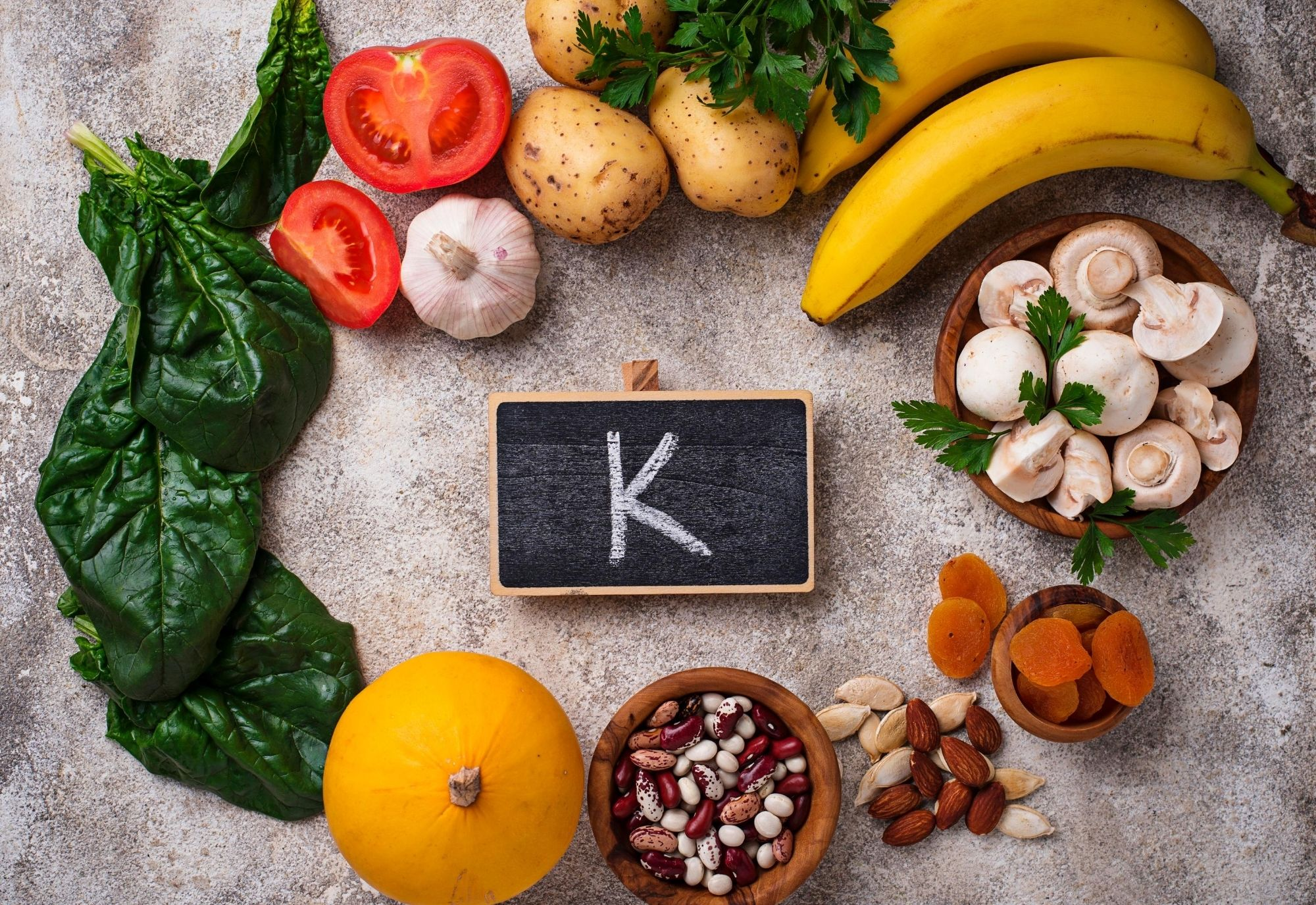 Vitamin K : Where to find it and how to use it?