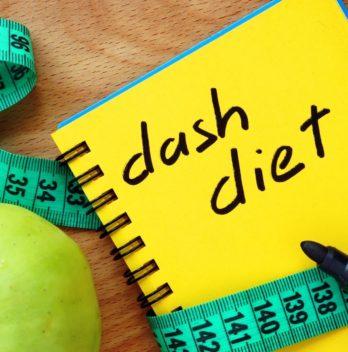 Dash diet for high blood pressure