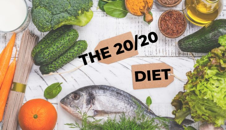 Dr. Phil's diet