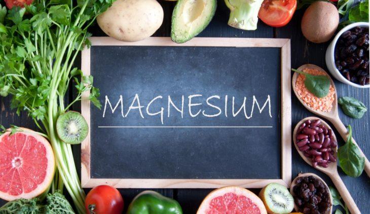 Magnesium cure