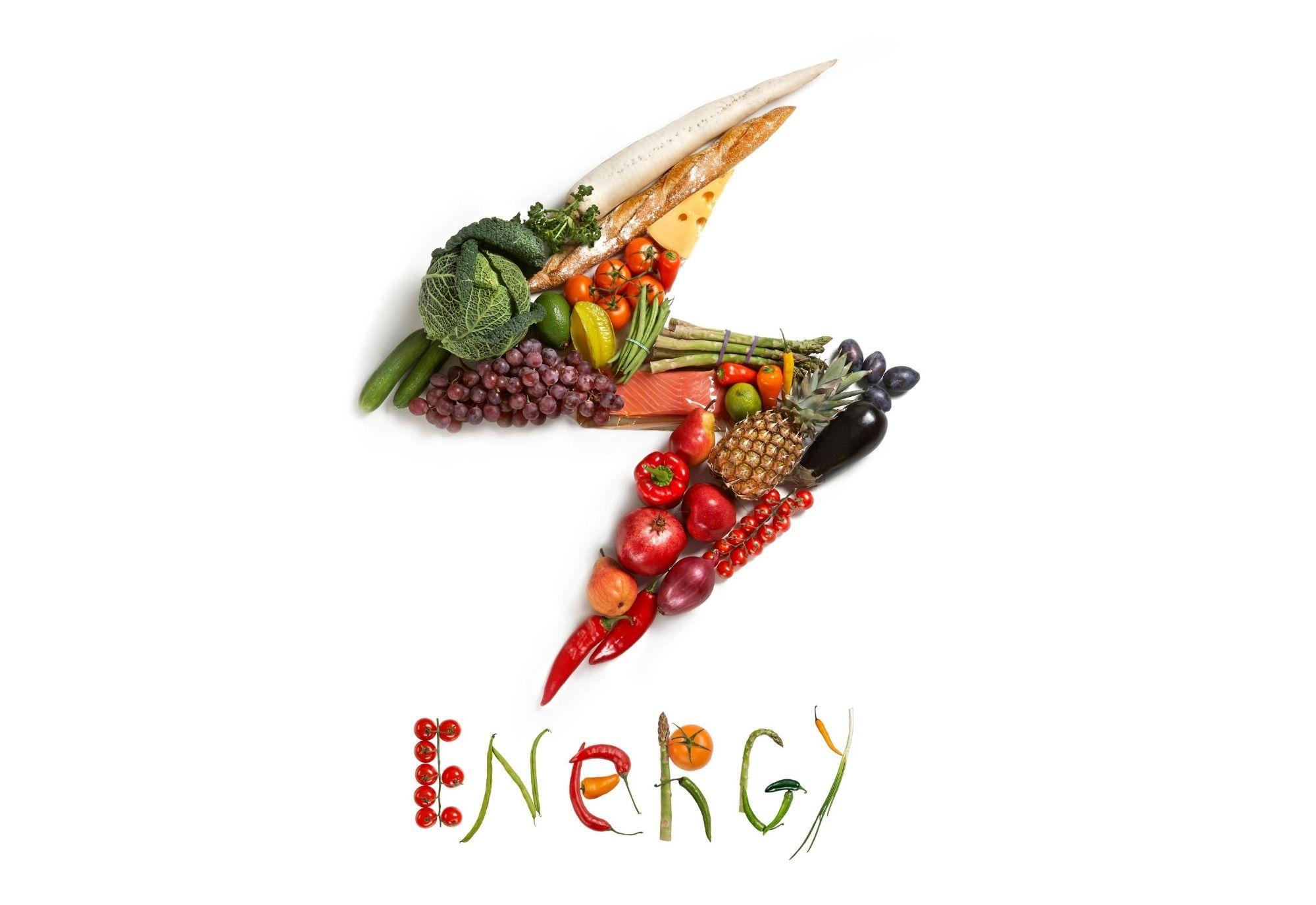 Energy density diet