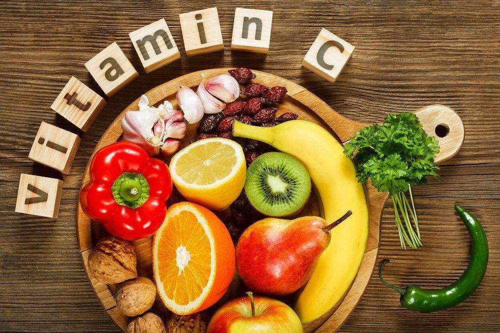 Vitamin C : All about ascorbic acid