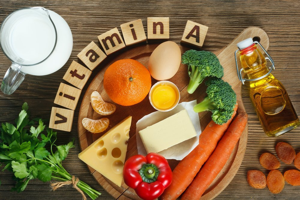 Vitamin A (beta-carotene): where to find it?