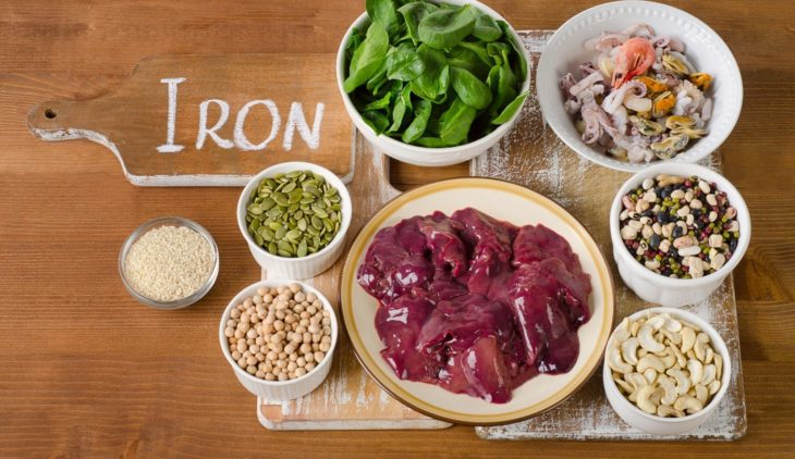 Iron all about this essential trace element