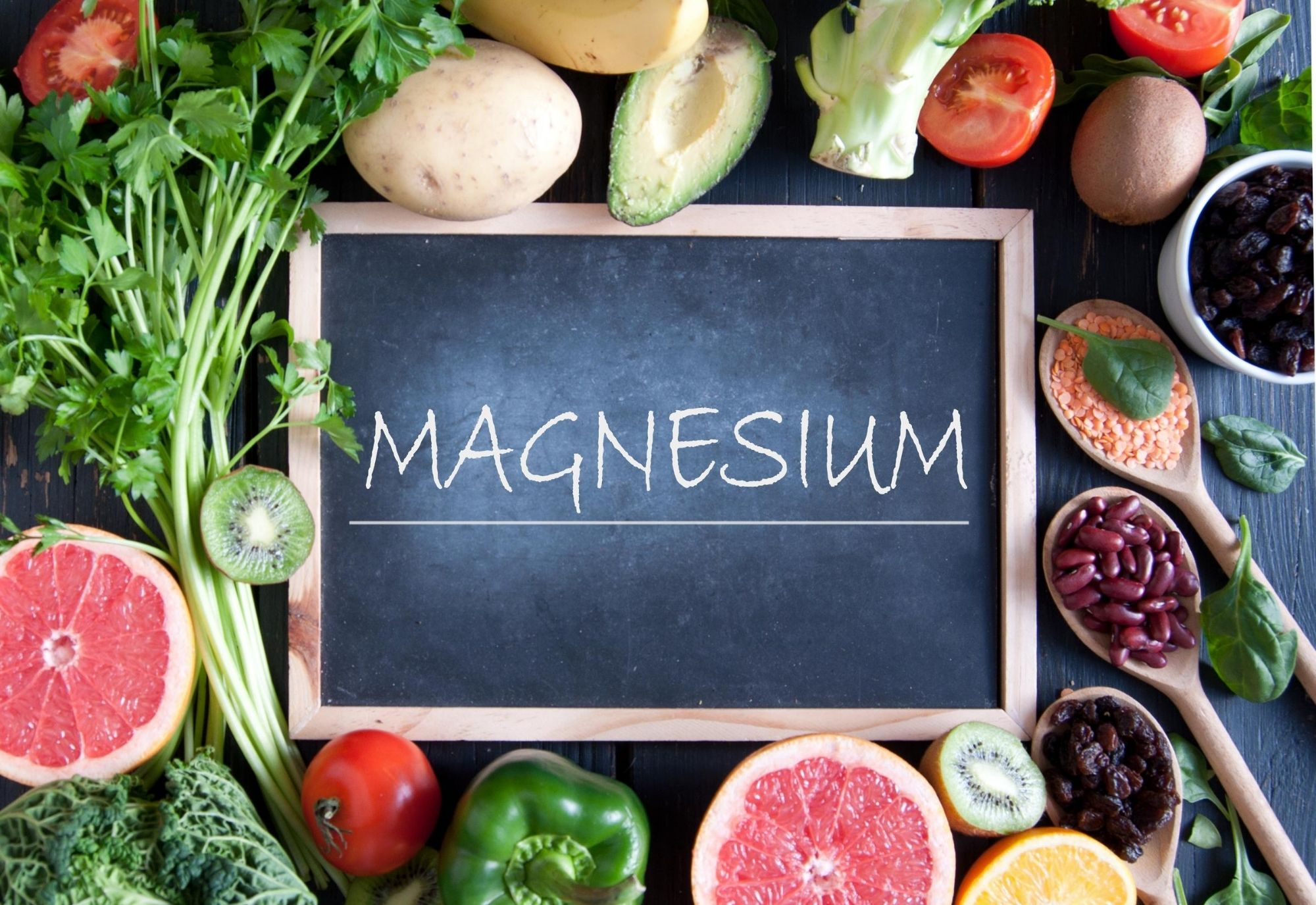 Magnesium : all about this essential trace element