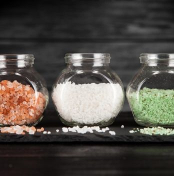 Mineral salts all on these essential micronutrients