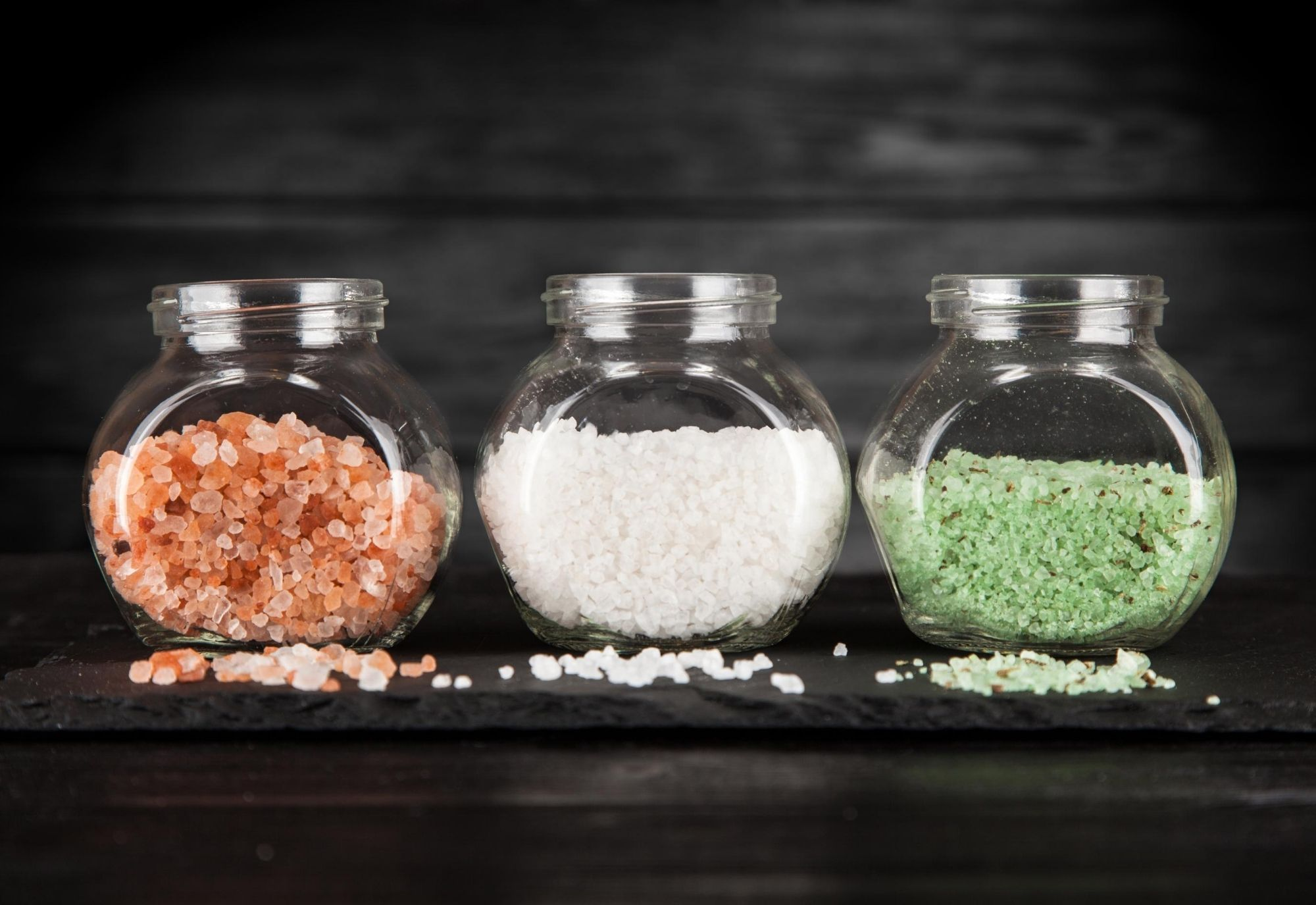 Mineral salts: all on these essential micronutrients