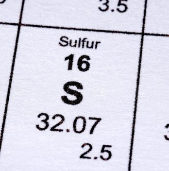 Sulfur a mineral with many benefits