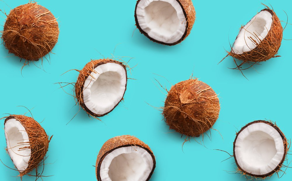 Coconut and its health benefits