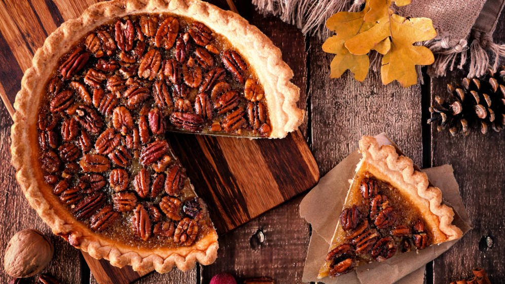 Pecan pie: the cake that adds flavor to American holidays