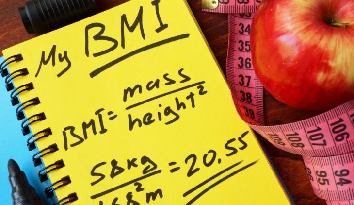 BMI 50 years old
