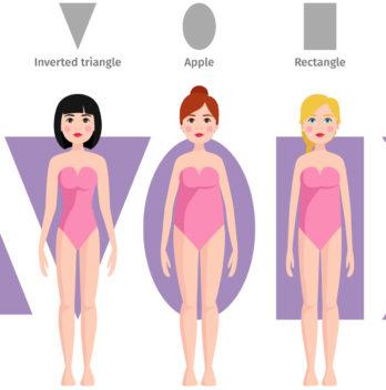 Body shape women