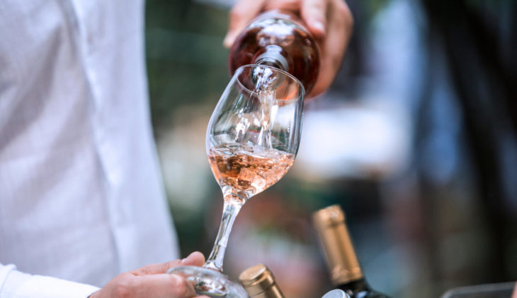 Does rosé wine make you fat