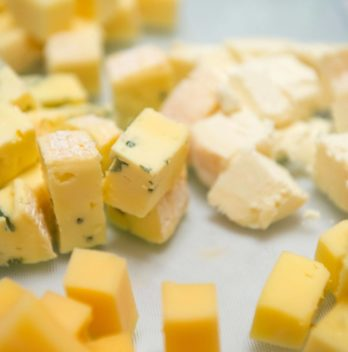 How can cheese help you gain weight?