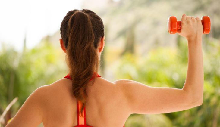 How to lose upper body fat
