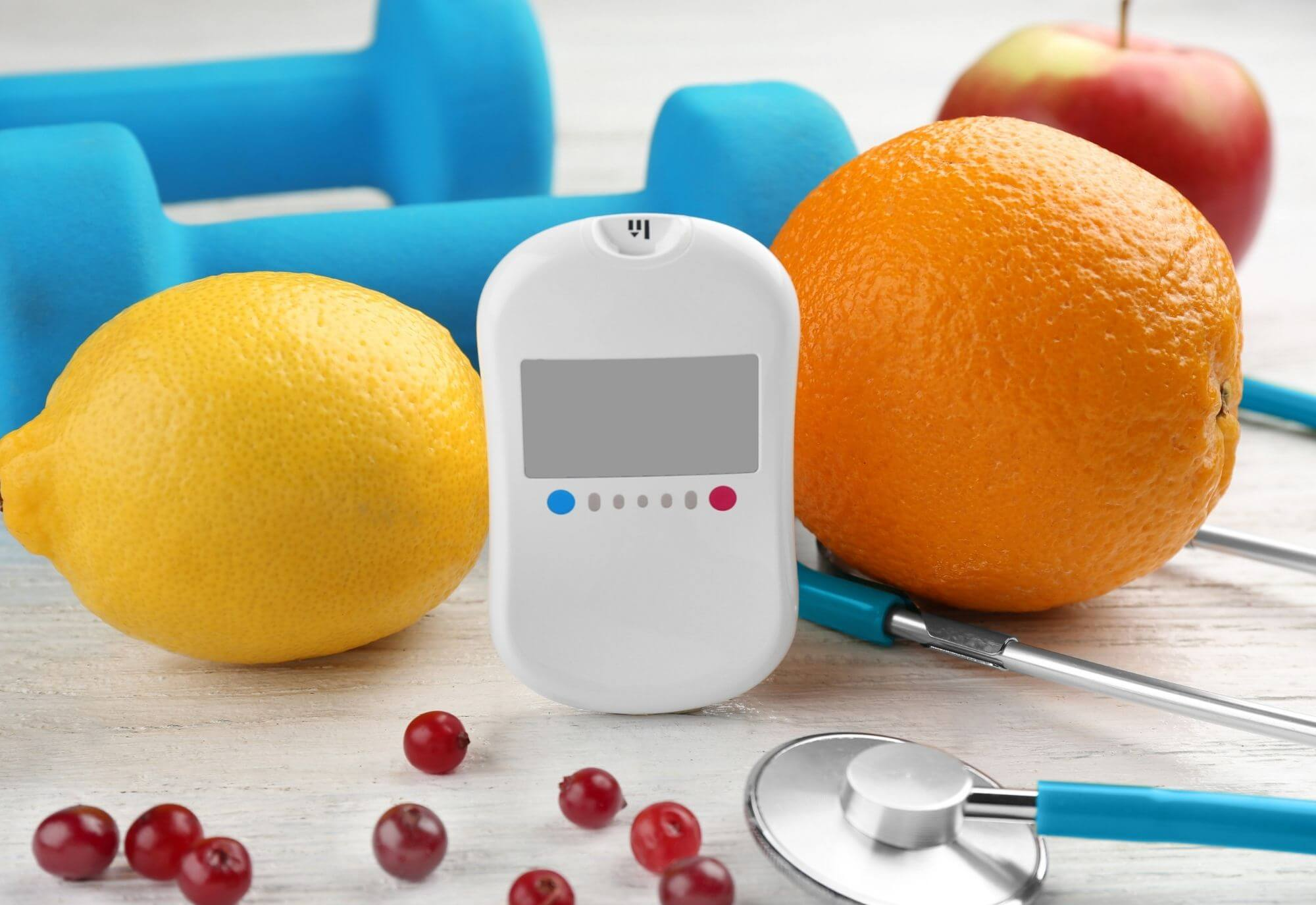 Lemon and orange against diabetes