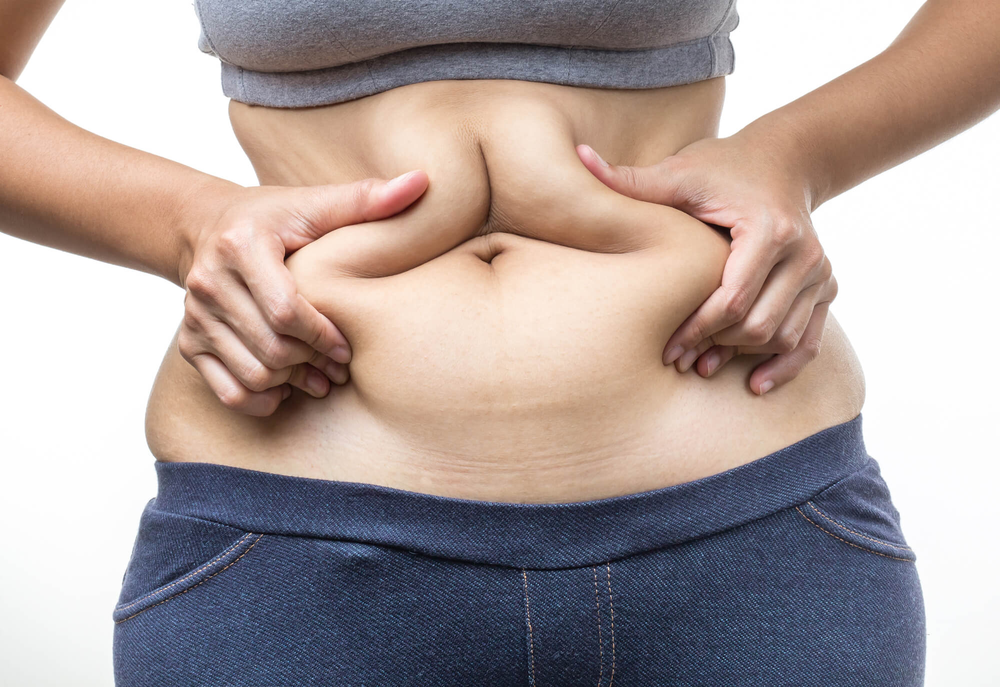What are the dangers of abdominal fat?