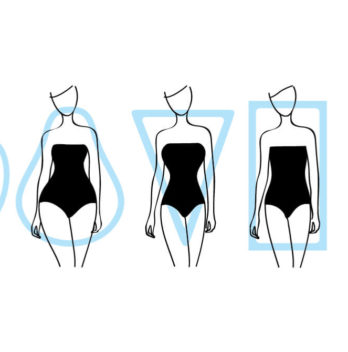 The different butt shaps