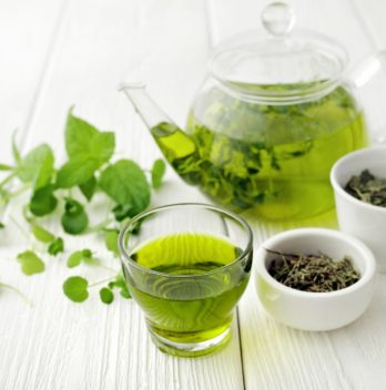 green tea impacts weight loss