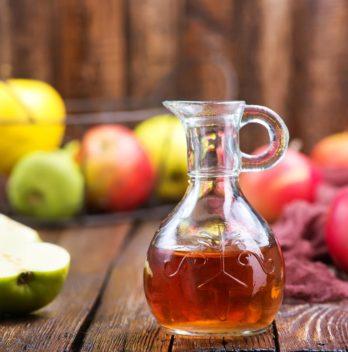 lose weight with cider vinegar