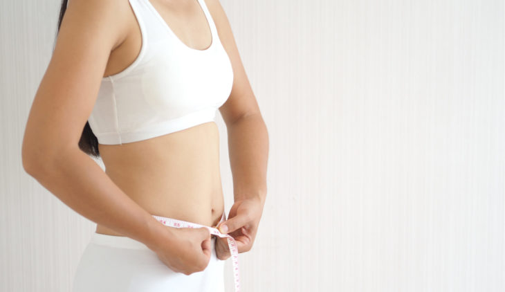 rid of belly fat