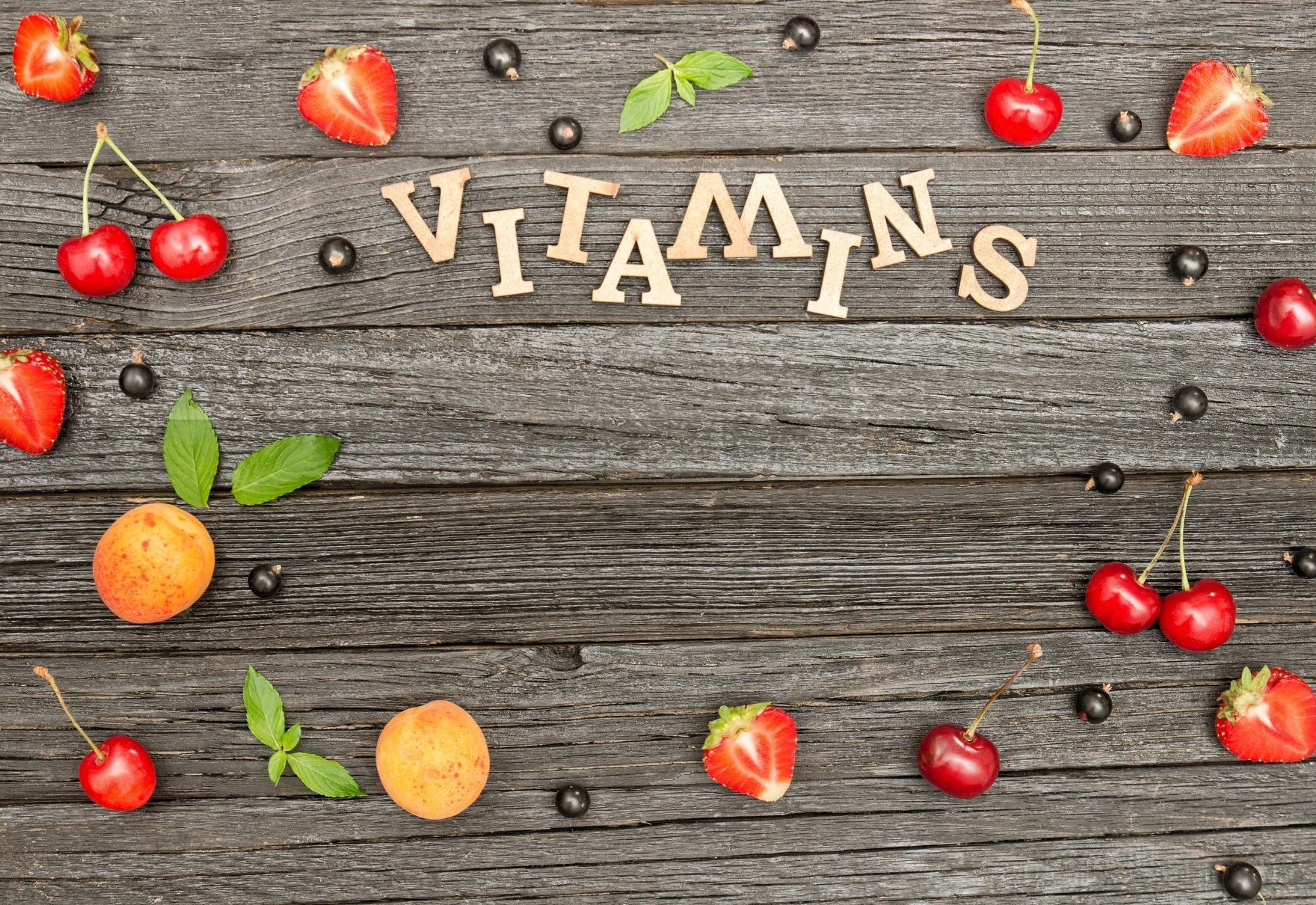 What vitamins should I take to gain weight?