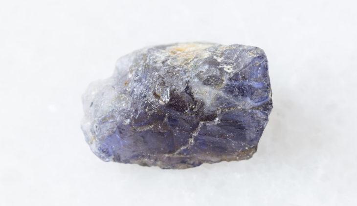 iolite sapphire water properties